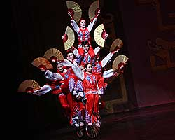 More Info for Golden Dragon Acrobats