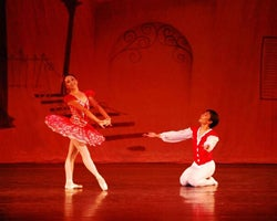 Arts Ballet Theatre of Florida: Harlequinade/Tribute to Marius Petipa
