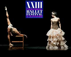 More Info for XXIII International Ballet Festival of Miami: Contemporary Performance
