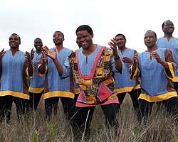 More Info for Four-Time Grammy Award-Winners Ladysmith Black Mambazo Come to Parker Playhouse