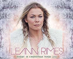 LeAnn Rimes: Today is Christmas Tour 2017