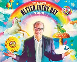 More Info for Lewis Black: It Gets Better Every Day
