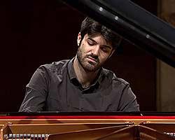 Miami International Piano Festival presents Luigi Carroccia