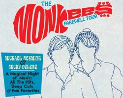 More Info for The Monkees Farewell Tour