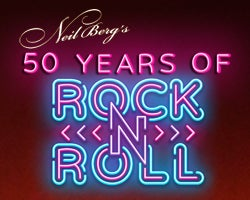 More Info for Neil Berg's 50 Years of Rock & Roll