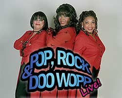 Pop, Rock, & Doo Wopp Live!