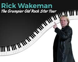 More Info for Rick Wakeman - The Even Grumpier Old Rock Star Tour