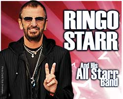 More Info for Ringo Starr and His All Starr Band Announce Tour Dates for Fall 2017