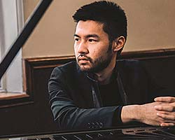 Symphony of the Americas: Conrad Tao
