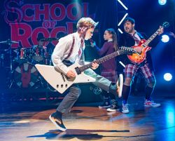 More Info for National Tour Cast Announced for Andrew Lloyd Webber's Smash HitSchool of Rock – The Musical