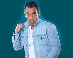 SEBASTIAN MANISCALCO—WHY WOULD YOU DO THAT?