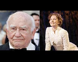 More Info for EMMY AWARD-WINNER ED ASNER AND EMMY & TONY AWARD-NOMINEE KATE BURTON TO STAR IN EAST COAST TOUR OF THE SOAP MYTH