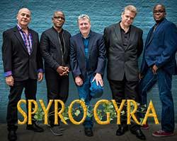 More Info for Spyro Gyra