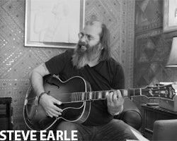 Steve Earle & The Dukes @ War Memorial