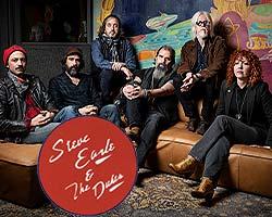 More Info for Steve Earle & The Dukes