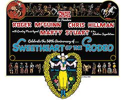 More Info for Sweetheart of the Rodeo: 50th Anniversary