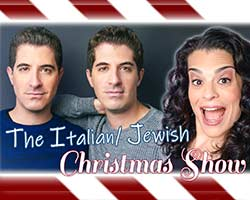 More Info for The Italian Jewish Christmas Show!