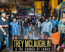 More Info for Trey McLaughlin And The Sounds of Zamar