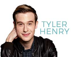 More Info for Tyler Henry - Hollywood Medium