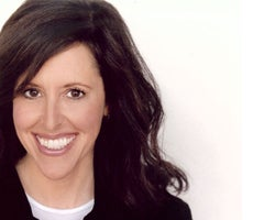 Comedian Wendy Liebman