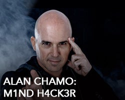 More Info for NEW DATE - Alan Chamo: M1ND H4CK3R