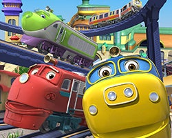 More Info for The North American premiere tour of CHUGGINGTON LIVE! The Great Rescue Adventure rolls into the Au-Rene Theater at the Broward Center