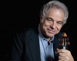 More Info for Classical Music Superstar Itzhak Perlman Returns to the Broward Center with Pianist Rohan De Silva