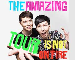 More Info for Dan and Phil: The Amazing Tour Is Not On Fire is Coming to Ignite Fan Fervor at the Broward Center for the Performing Arts
