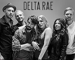 More Info for Delta Rae to Perform at Parker Playhouse