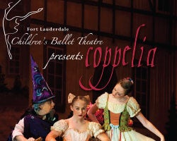 More Info for Fort Lauderdale Children's Ballet Theatre: Coppelia