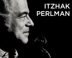 More Info for Itzhak Perlman with Rohan De Silva