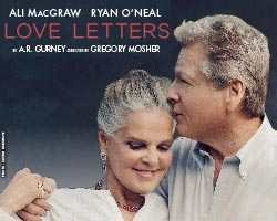More Info for Ali MacGraw and Ryan O'Neal will Star in the Upcoming National Tour of LOVE LETTERS