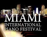 2018/2019 Miami International Piano Festival Aventura