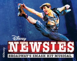 More Info for Tickets for Disney's NEWSIES on Sale September 25