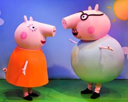 More Info for Peppa Pig's First-Ever U.S. Live Theatrical Tour Visits The Broward Center for the Performing Arts on January 22