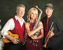 More Info for A Peter White Christmas with Rick Braun and Mindi Abair Brings The Sounds of the Season to Parker Playhouse