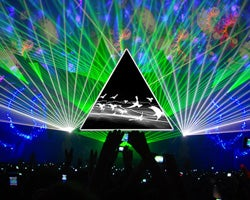 Paramount's Laser Spectacular featuring The Music of Pink Floyd