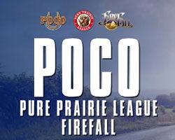 More Info for Pure Prairie League and Firefall