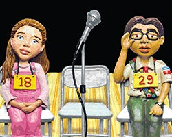 More Info for THE 25TH ANNUAL PUTNAM COUNTY SPELLING BEE: TEEN SPRING MUSICAL