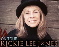 More Info for  Two-time Grammy Award Winner Rickie Lee Jones Comes to Parker Playhouse