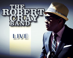 More Info for THE ROBERT CRAY BAND WITH SPECIAL GUEST SHEMEKIA COPELAND COMES TO PARKER PLAYHOUSE