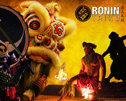 More Info for Ronin Taiko Japanese Drum Troupe Presents
