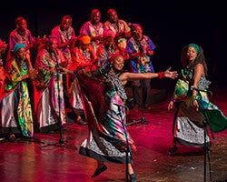 More Info for Soweto Gospel Choir - Smart Stage Matinee Series