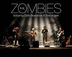 More Info for AEG LIVE AND BROWARD CENTER TO PRESENT THE ZOMBIES FEATURING COLIN BLUNSTONE & ROD ARGENT