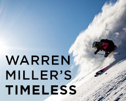 More Info for Volkswagen presents Warren Miller Entertainment's Timeless